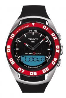 Tissot Sailing Touch T056.420.27.051.00  - 40 % watch