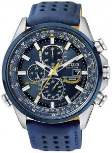 Citizen AT8020-03L Blue Angels Radiocontrolled  watch