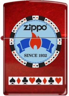 Zippo Gentlemans Bet 9208 lighter