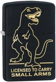 Zippo Licensed to Carry Small Arms 29629 lighter