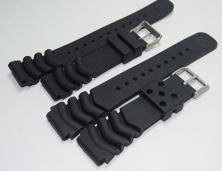 SEIKO rubber strap 22mm