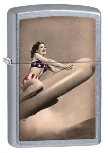 Zippo Rocket Girl 28461 lighter