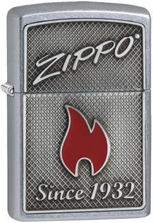 Zippo And Flame 29650 lighter