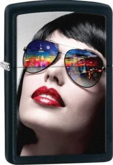 Zippo Reflective Sunglasses 29090 lighter