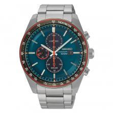 Seiko SSC717P1 Solar Chronograph watch