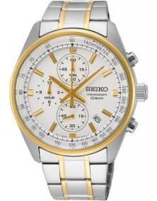 Seiko SSB380P1 Quartz Chronograph watch