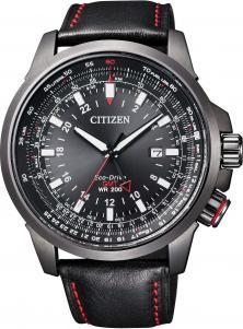 Citizen BJ7076-00E Eco-Drive GMT Promaster watch