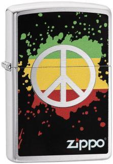 Zippo Peace Splash 29606 lighter