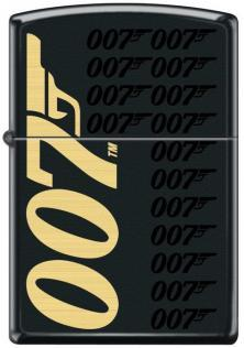 Zippo 5791 James Bond 007 lighter