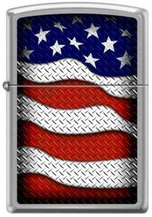 Zippo Military Background 0598 lighter