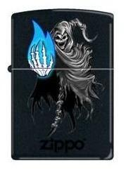 Zippo Death And Flame 28033 lighter