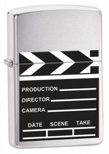 Zippo Movie Take Clapperboard 28064 lighter