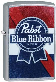 Zippo Pabst Blue Ribbon Beer 49077 lighter