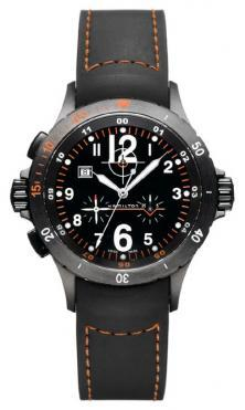 Hamilton Khaki Air Chrono Quartz H74592333 watch