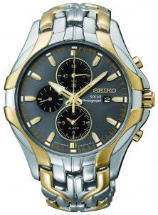 Seiko SSC138P1 Solar Chronograph watch