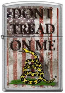 Zippo Dont Tread On Me 0860 lighter