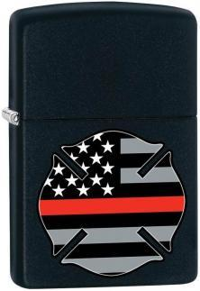 Zippo 29553 Flag Red Line lighter