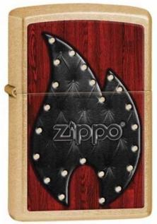 Zippo Leather Flame 28139 lighter