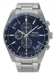 Seiko SSC719P1 Solar Chronograph watch