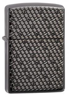 Zippo Hexagon Design 49021 lighter