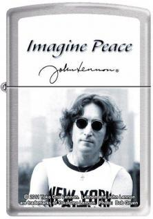 Zippo John Lennon Imagine Peace 2904 lighter