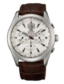 Orient FTV01005W Chronograph watch