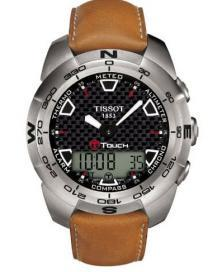 Tissot T-Touch Expert T013.420.46.201.00 watch