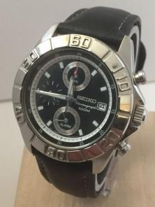 Seiko 6T62-OFVO Chronograph Alarm watch
