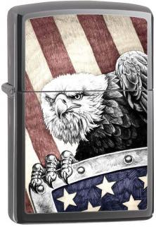 Zippo Eagle With Shield 0010 lighter