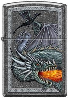 Zippo Three Dragons 7956 lighter