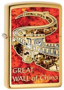 Zippo Great Wall Of China 29244 lighter