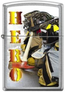 Zippo Fireman Equipment 5486 lighter