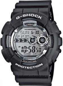 CASIO G-Shock GD-100BW-1 watch