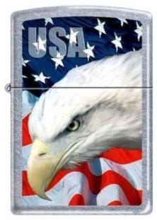 Zippo Eagle And Flag 3021 lighter