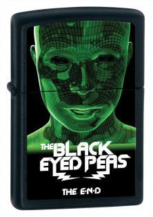 Zippo Black Eyed Peas - End 28026 lighter