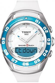 Tissot Sailing Touch T056.420.17.016.00 watch