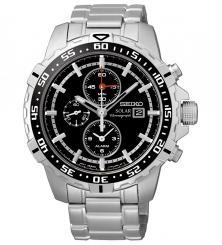 Seiko SSC299P1 Solar Chronograph watch