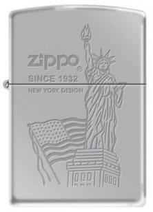 Zippo Statue Of Liberty 0298 lighter