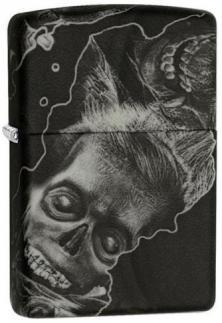 Zippo Zombie Soft Touch 28971 lighter