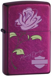 Zippo H-D Rose Candy 26250 lighter