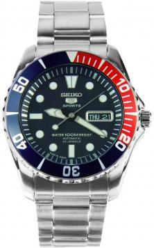 Seiko 5 Sports SNZF15J1 Automatic Diver  watch