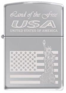 Zippo Statue Of Liberty 5704 lighter
