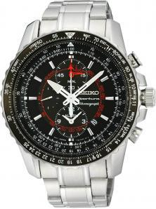 Seiko SNAE99P1 Sportura Chrono  watch