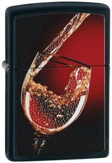 Zippo Glass Of Wine 26404 lighter