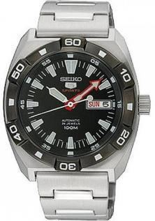 Seiko Sports 5 SRP285K1 Military Diver watch
