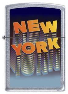 Zippo New York 3661 lighter
