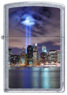 Zippo WTC Twin Towers - Lights 0233 lighter