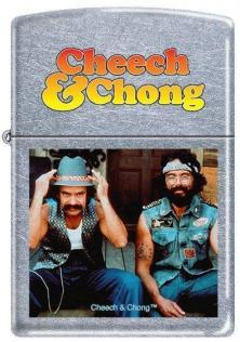 Zippo Cheech and Chong 8754 lighter