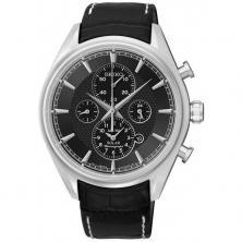 Seiko SSC211P2 Solar Chronograph watch