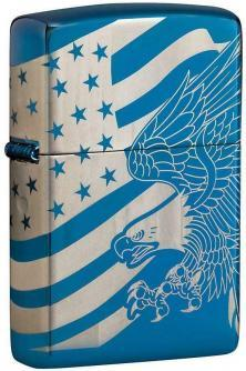 Zippo Patriotic Design 49046 lighter